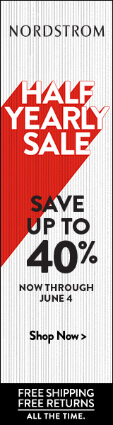 NORDSTROM -  Shop the Half-Yearly Sale for Men, Women & Kids through June 4