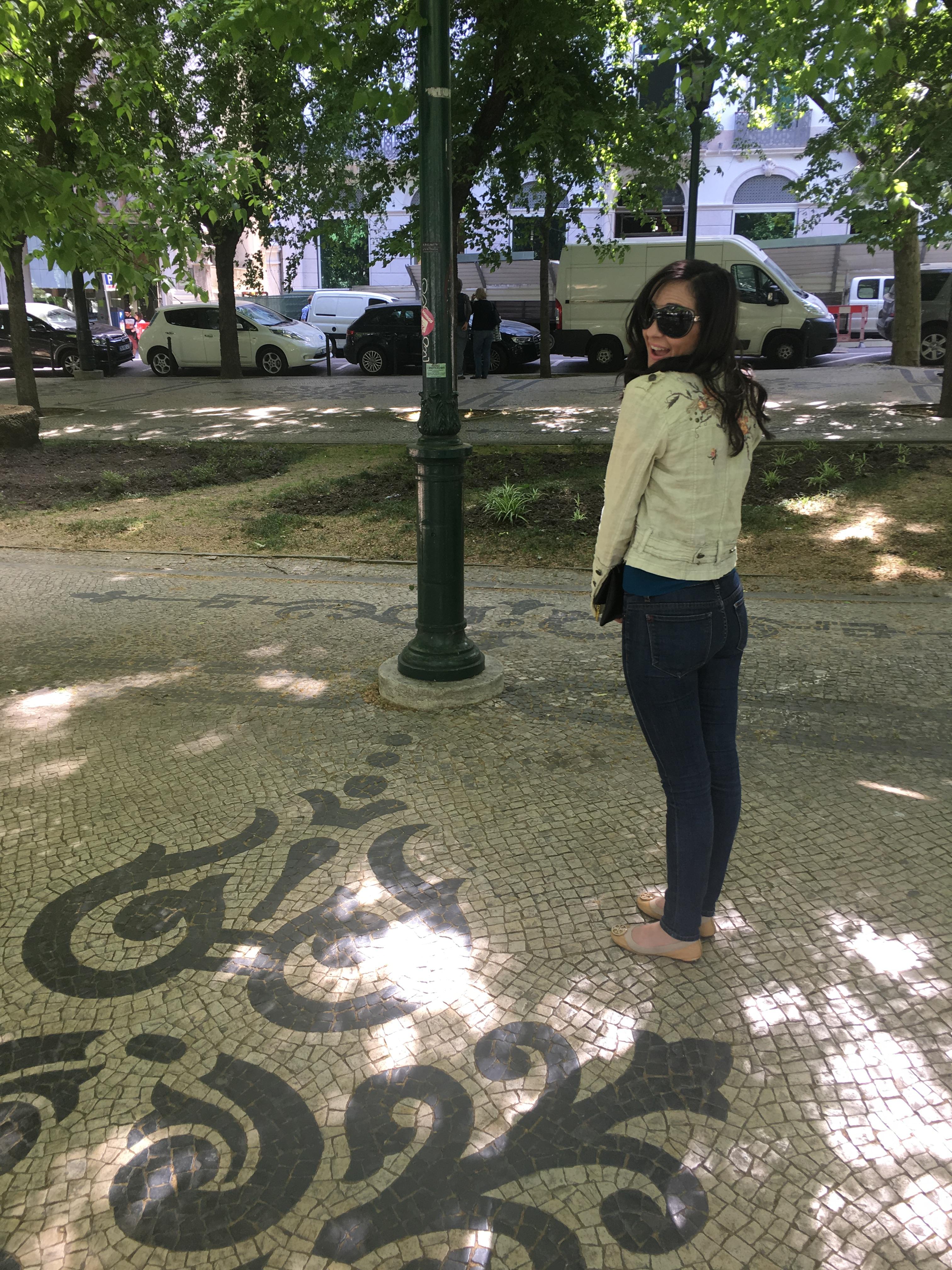 Lisbon + me