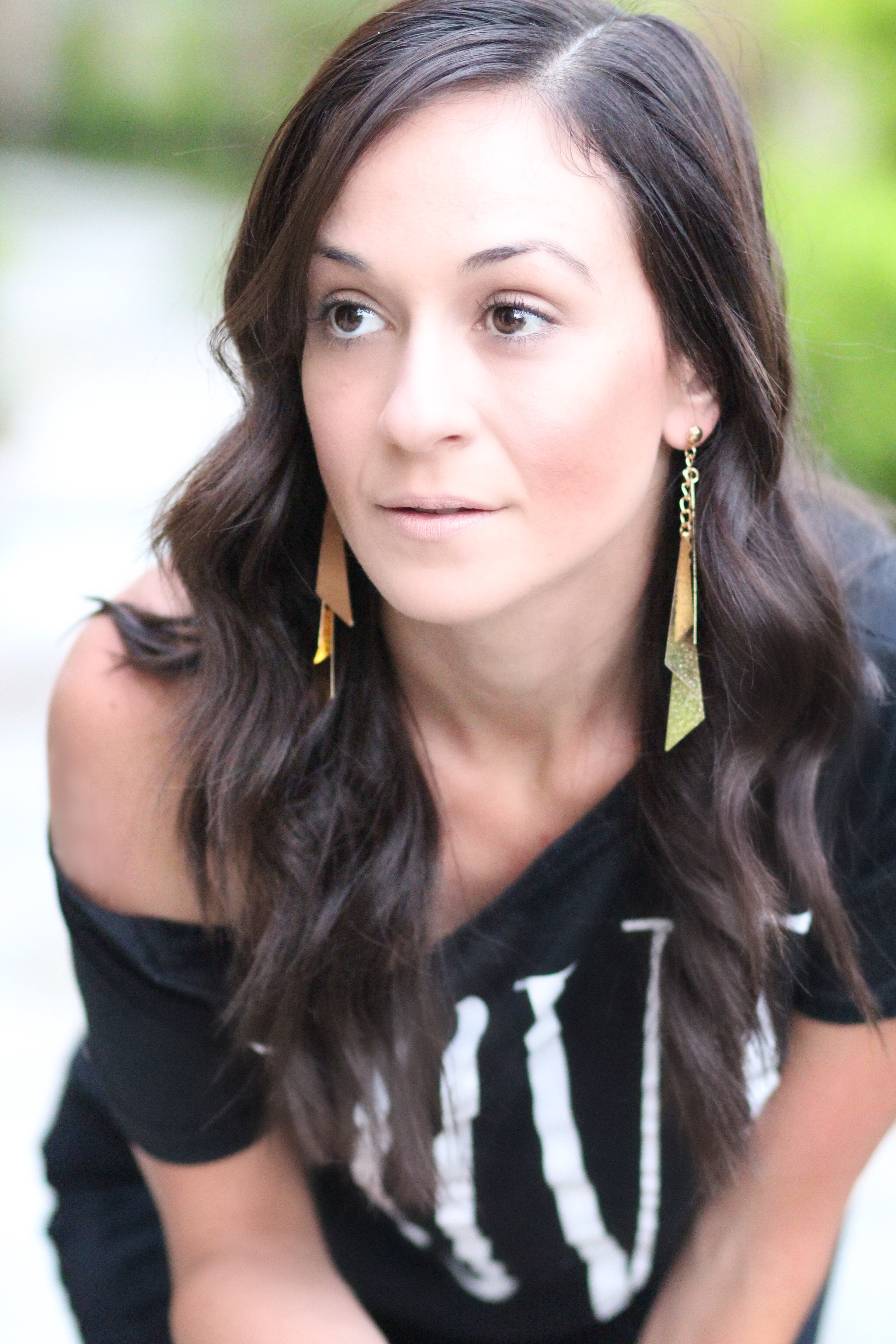 Fashion blogger, Marianne Harper
