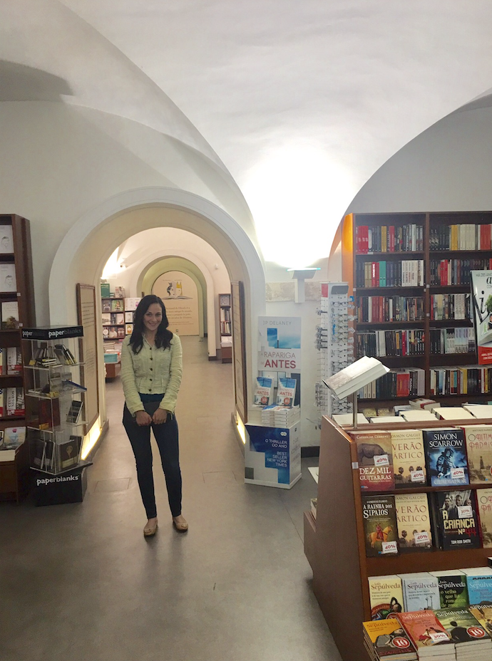 Oldest operating book store in the world!
